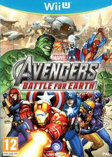 Marvel Avengers: Battle for Earth pochette WiiU (AMVP41)