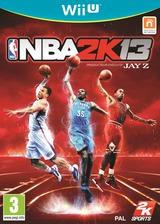 NBA 2K13 pochette WiiU (ANBP54)