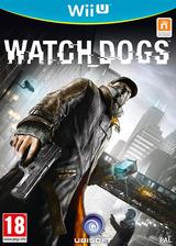 Watch Dogs pochette WiiU (AWCP41)