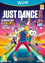 Just Dance 2018 pochette WiiU (BJ8P41)
