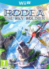Rodea the Sky Soldier pochette WiiU (BRDPNS)
