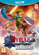 Hyrule Warriors pochette WiiU (BWPP01)