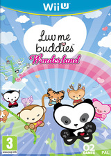 Luv Me Buddies Wonderland WiiU cover (ALVPYF)