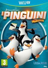 I Pinguini di Madagascar WiiU cover (APGPVZ)