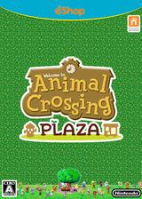 Animal Crossing Plaza eShop cover (ADBJ)