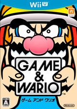 ゲーム&ワリオ WiiU cover (ASAJ01)
