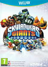Skylanders: Giants WiiU cover (ASLP52)