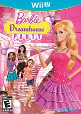 Barbie: Dreamhouse Party WiiU cover (ABBEVZ)
