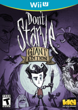 Don't Starve: Giant Edition eShop cover (ADAE)