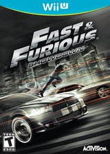 Fast and Furious: Showdown WiiU cover (AF6E52)
