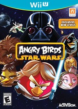 Angry Birds Star Wars WiiU cover (AGRE52)