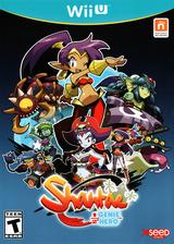 Shantae Half-Genie Hero WiiU cover (AHFEWY)