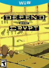 Defend your Crypt eShop cover (ALFE)