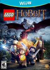 LEGO The Hobbit WiiU cover (ALHEWR)