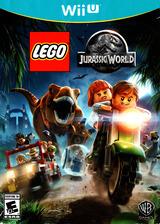 LEGO Jurassic World WiiU cover (ALJEWR)