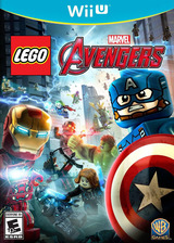 LEGO Marvel's Avengers WiiU cover (ALREWR)