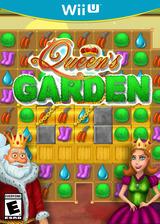 Queen's Garden eShop cover (AQNE)