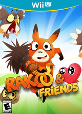 Rakoo & Friends eShop cover (ARFE)