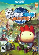 Scribblenauts Unlimited WiiU cover (ASCEWR)