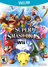 Super Smash Bros. for Wii U WiiU cover (AXFE01)
