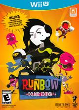 Runbow Deluxe WiiU cover (BENE8X)