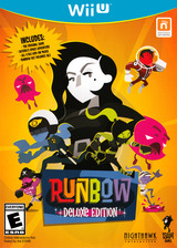 Runbow Deluxe Edition WiiU cover (BENE8X)