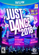 Just Dance 2018 WiiU cover (BJ8E41)