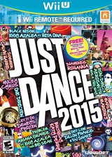 Just Dance 2015 WiiU cover (BJDE41)