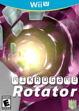 MikroGame: Rotator eShop cover (BR7E)