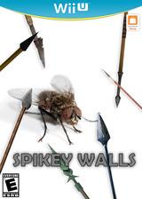 Spikey Walls eShop cover (BWLE)