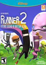 BIT.TRIP Presents... Runner2: Future Legend of Rhythm Alien eShop cover (WBTE)
