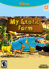 My Exotic Farm eShop cover (WEFE)