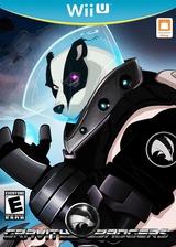 Gravity Badgers eShop cover (WGVE)