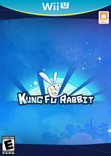 Kung Fu Rabbit eShop cover (WKFE)