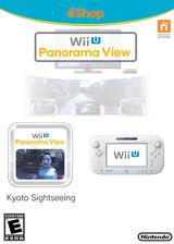 Wii U Panorama View: Kyoto Sightseeing eShop cover (WKYE)