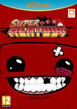 Super Meat Boy eShop cover (AENP)