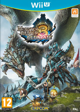 Monster Hunter 3 Ultimate WiiU cover (AHDP08)