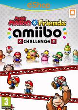 Mini Mario & Friends: amiibo Challenge eShop cover (AP5P)