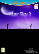 Star Sky 2 eShop cover (BY2P)