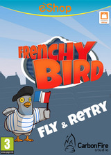 Frenchy Bird eShop cover (WFUP)