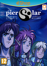 Pier Solar and the Great Architects eShop cover (WGAP)