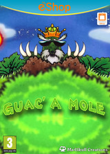 Guac' a Mole eShop cover (WGYP)