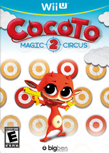 Cocoto Magic Circus 2 eShop cover (ACCE)