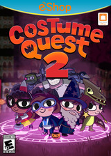 Costume Quest 2 eShop cover (ACQE)