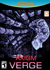 Axiom Verge eShop cover (AVEE)
