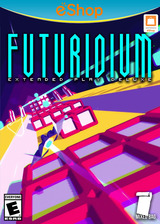 Futuridium EP Deluxe eShop cover (BEPE)
