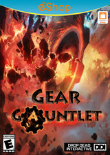 Gear Gauntlet eShop cover (BGGE)