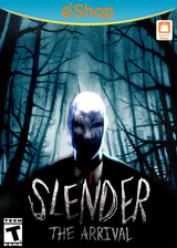 Slender: The Arrival eShop cover (BSAE)