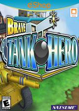 Brave Tank Hero eShop cover (BTKE)