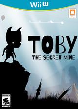 Toby: The Secret Mine eShop cover (BTQE)